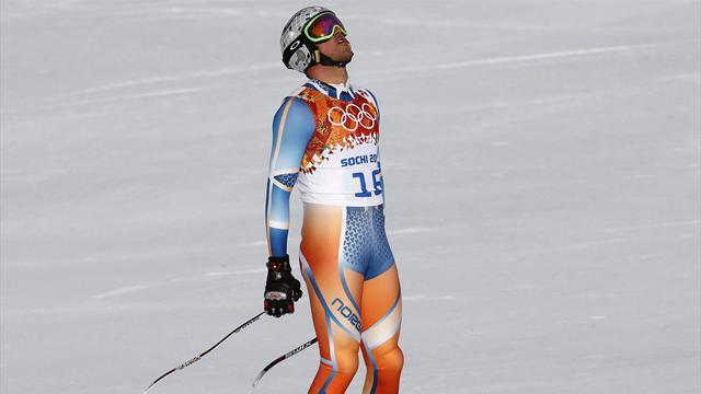 Alpine Skiing - Svindal pulls out of Sochi after disappointing Games