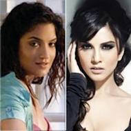 Sandhya Mridul Shoots For Kissing Scenes With Sunny Leone For 'Ragini MMS 2'
