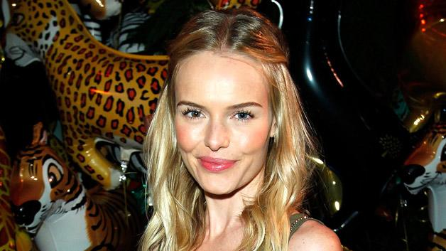 Kate Bosworth MulberrySS Dinner At Chateau Marmont