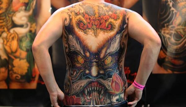 South asia 39 s biggest tattoo convention being held in nepal for Upcoming tattoo conventions