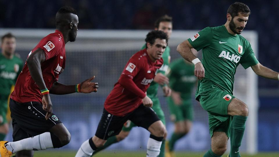 Video: Hannover 96 vs Augsburg