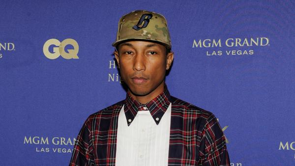Pharrell Williams on Daft Punk: 'The Robots Are Leading'