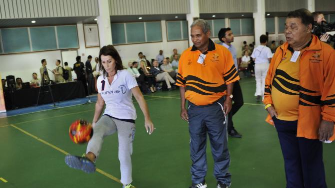 LWSA Special Olympics Project Visit