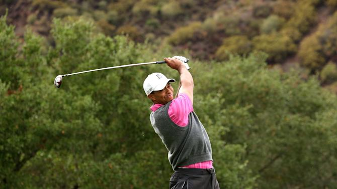 Tiger Woods World Challenge Presented by Northwestern Mutual - Round Two