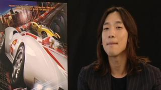 Speed Racer: Rain Greeting (Win Movie Memorabilia)