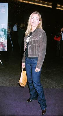 Premiere: Theresa Russell at the Los Angeles premiere of Fine Line Features' Before Night Falls - 12/08/2000