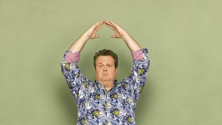 "Eric Stonestreet stars as Cameron in ""Modern Family ."""