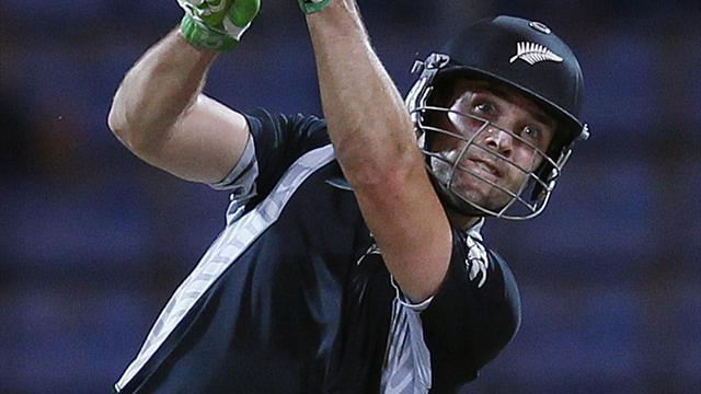 Cricket - New Zealand win thrilling first ODI in South Africa