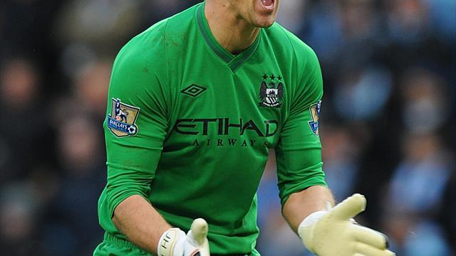 Football - Hart: I can learn from critics