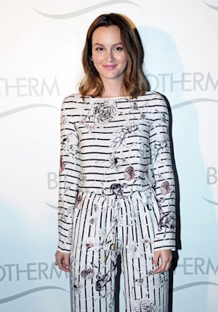Leighton Meester Attends Commercial Event In Shanghai