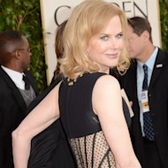 BEVERLY HILLS, CA - JANUARY 13: Actress Nicole Kidman arrives at the 70th Annual Golden Globe Awards held at The Beverly Hilton Hotel on January 13, 2013 in Beverly Hills, California. (Photo by Jason Merritt/Getty Images)