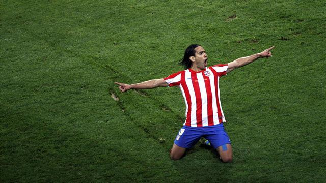 Premier League - Falcao: Giggs is one of my heroes