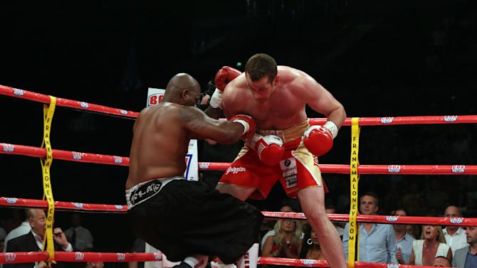 Boxing - Heavyweight Bout - David Price v Tony Thompson - Echo Arena