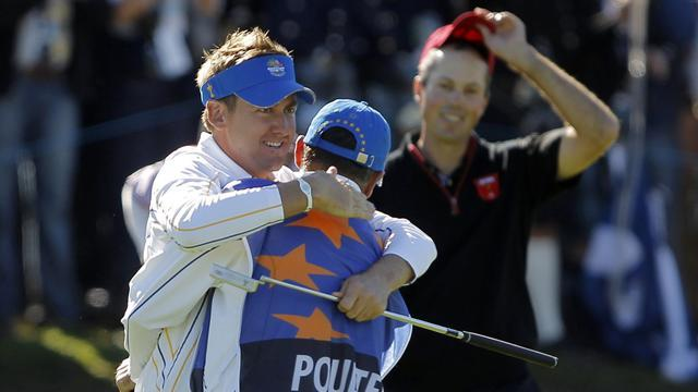 Poulter and Colsaerts handed Ryder Cup spots