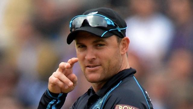 Cricket - McCullum 'has confidence in ICC'