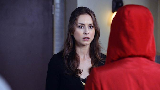 """Pretty Little Liars"" -- ""A dAngerous gAme"" TROIAN BELLISARIO"