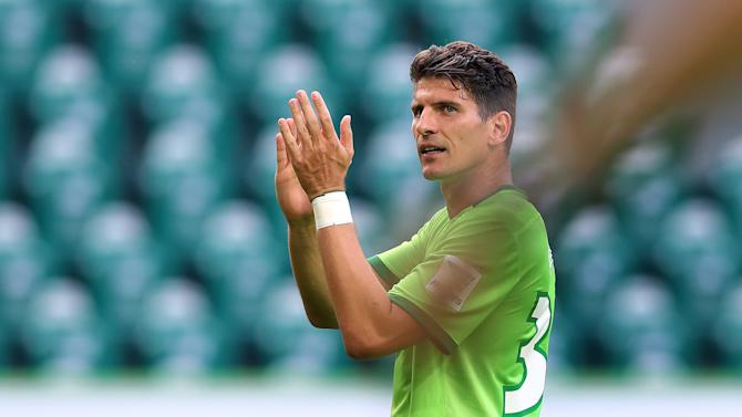 Okocha was my idol growing up - Mario Gomez