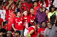 Pre-match ticket sales for LionsXII-Pahang FA match