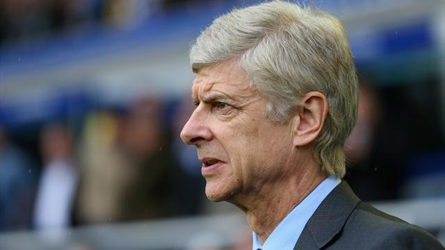 Premier League - Wenger vows to lift Arsenal after latest blow