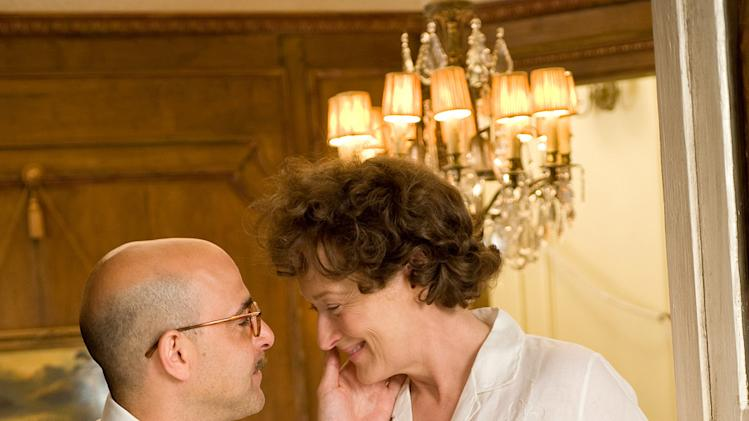 Julie & Julia Production Stills Sony 2009 Meryl Streep Stanley Tucci