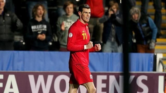 World Cup - Coleman backs Bale for Irish outing