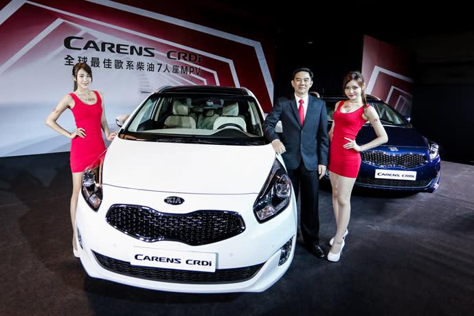 國內新車試駕-KIA Carens CRDi
