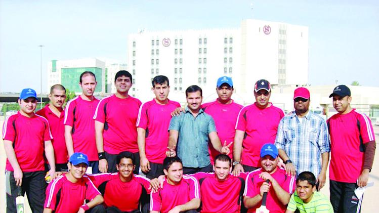 Four Seasons cricketers open Riyadh Inter-Hotels title defense with victory