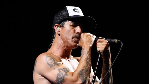 Anthony Kiedis of The Red Hot Chili Peppers, Photo by Don Arnold/WireImage