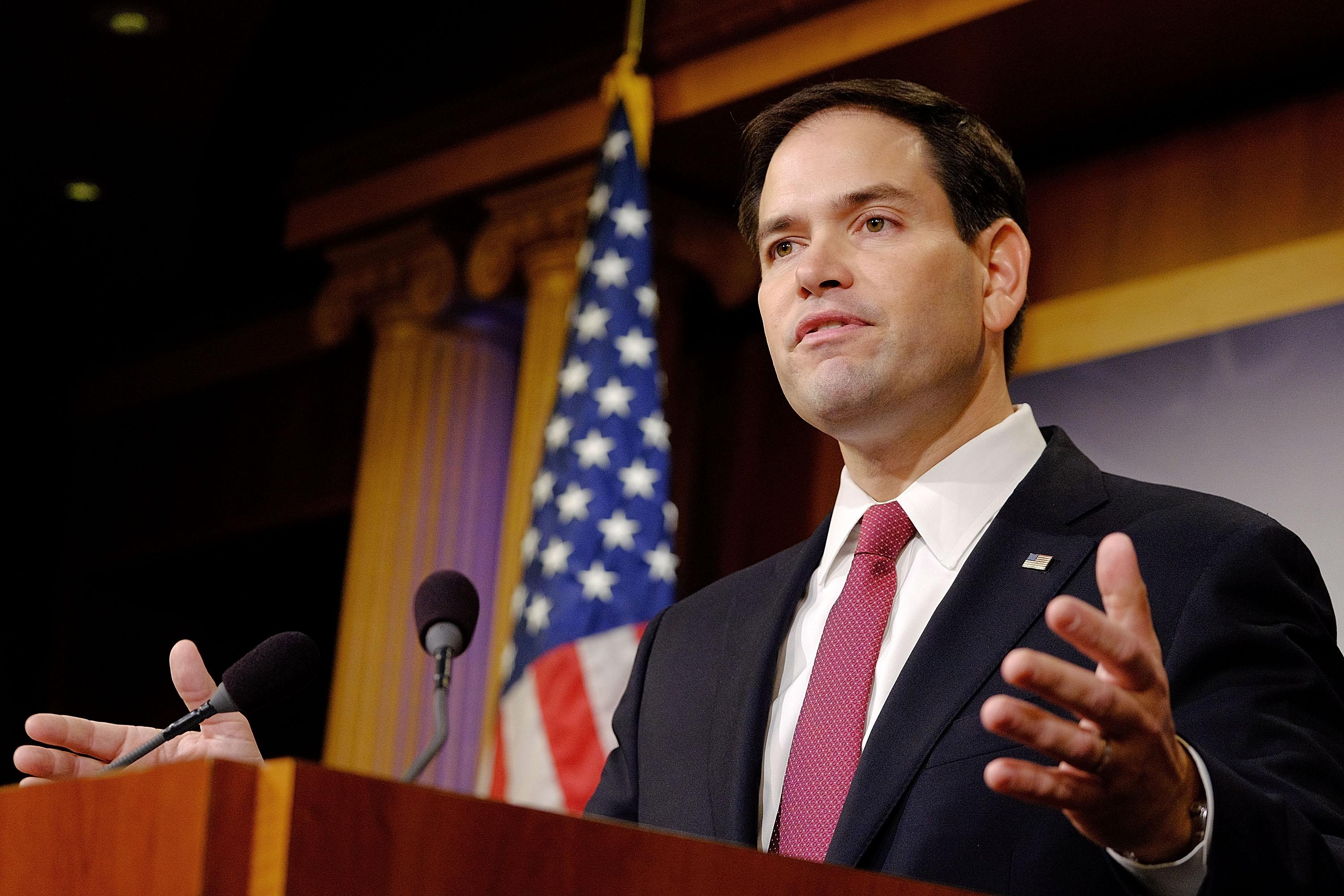 Rubio, other US lawmakers furious over Obama's Cuba move