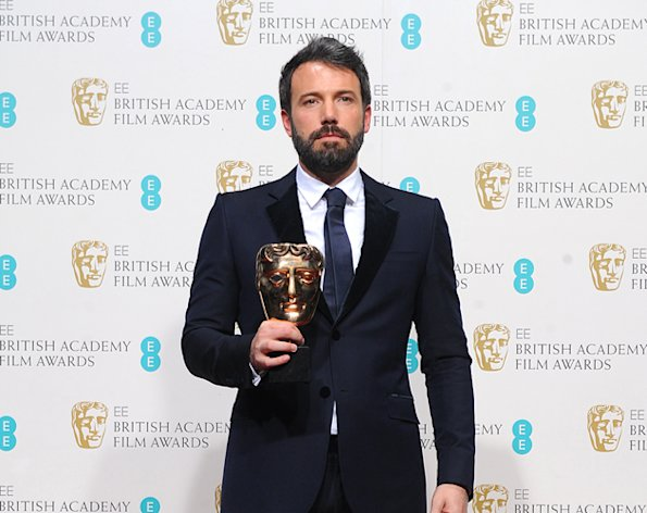 Zero to hero... Affleck now prize-winning director (Credit: PA)