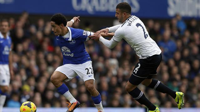 Premier League - Referee no Friend of penalties as Everton and Spurs draw