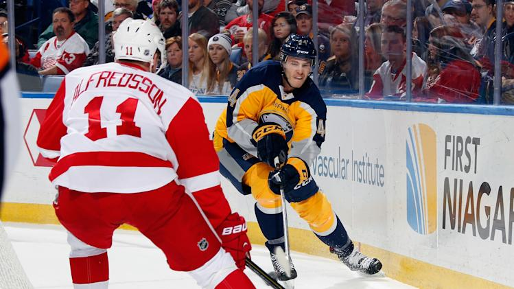 Detroit Red Wings v Buffalo Sabres