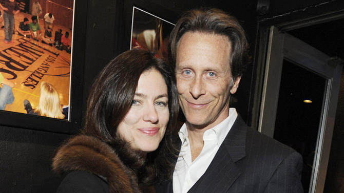 Steven Weber and Juliette Hohnen