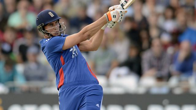 Cricket - New Zealand v England: First T20 LIVE