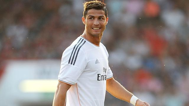 Liga - 'Other' Ronaldo dismisses Mourinho jibe