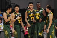 The Tamaraws will now be coached by Nash Racela. (NPPA)