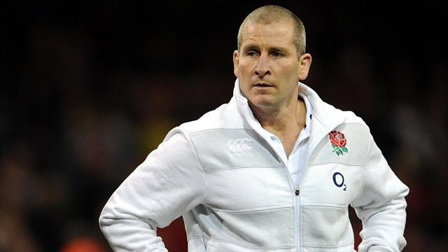 Rugby - England target top-two ranking