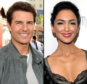 Paul Haggis: Yes, Nazanin Boniadi Was Audited to Date Tom Cruise