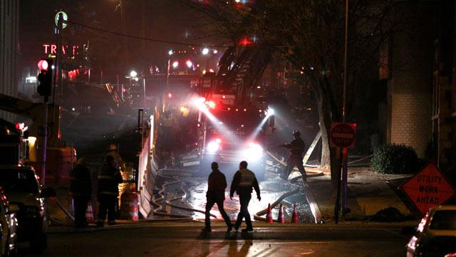 1 Body Found in Kansas City Explosion