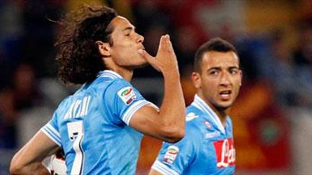 Liga - Cavani cools Real Madrid talk