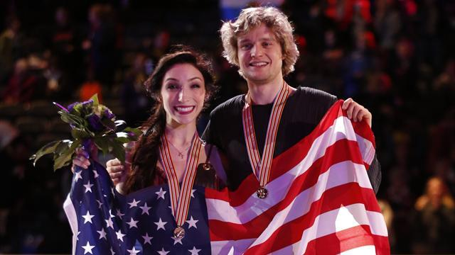 Figure Skating - Davis and White reclaim ice dance crown