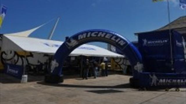 ERC - Michelin to unveil new tarmac tyre in Ypres