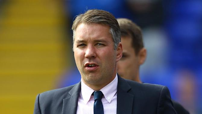 Peterborough United manager Darren Ferguson says he is going nowhere