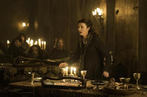 Game of Thrones: Like Catelyn Stark reaction to her son Robb's murder, I too can't believe that the actress that played her Michelle Fairley didn't get an Outstanding Supporting Actress nomination