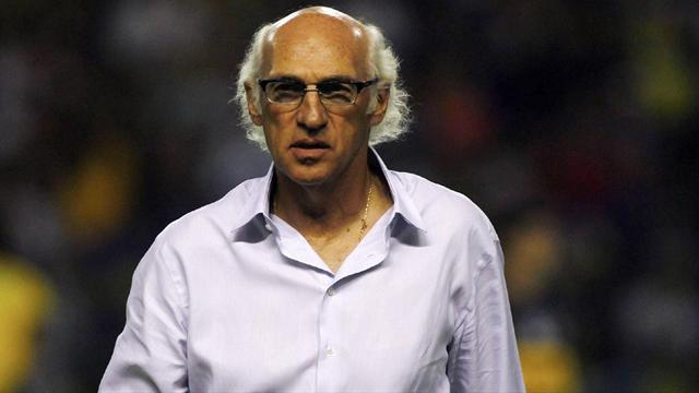 South American Football - Coach Bianchi rues Boca's second half woes