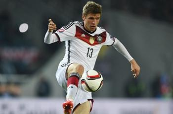 Muller unhappy with Germany wastefulness
