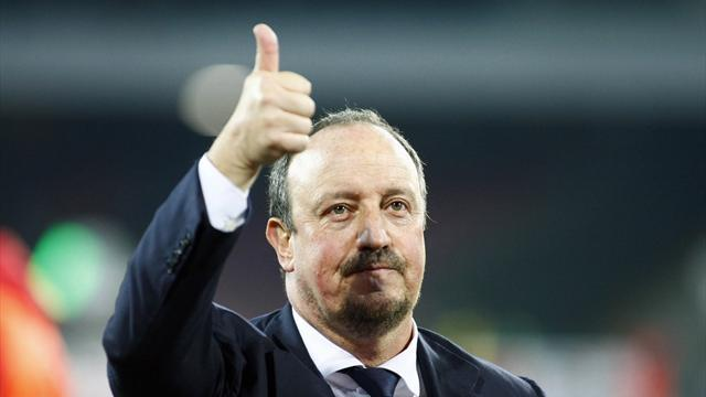 Champions League - Benitez: Mourinho failed in Europe with Madrid