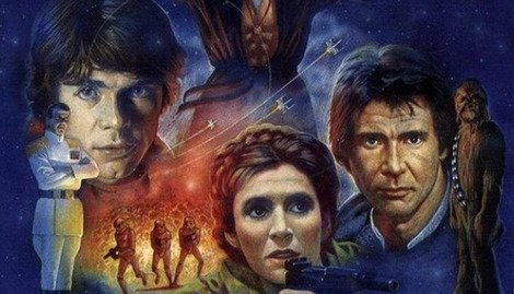 Timothy Zahn's most famous work, 'Heir to the Empire'.