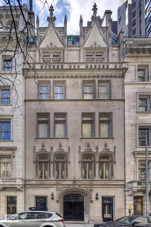 Woolworth Mansion for rent, just $150K a month exterior