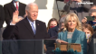 Joe Biden sworn in as president